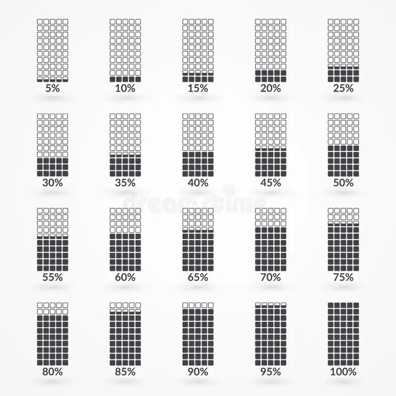 Gráfico De Setores Circulares De 0 5 10 15 20 25 30 35 40