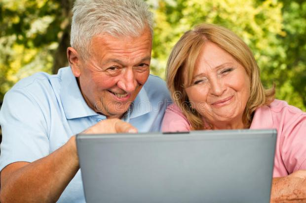 African Senior Online Dating Website