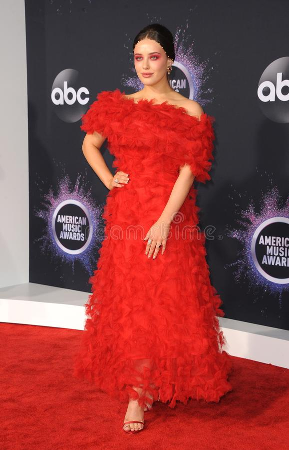 American Music Awards 2019 at the Microsoft Theatre in Los Angeles