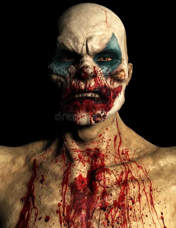 可怕小丑DJ 庫存例證. 插畫 包括有 可怕小丑dj - 24650992
