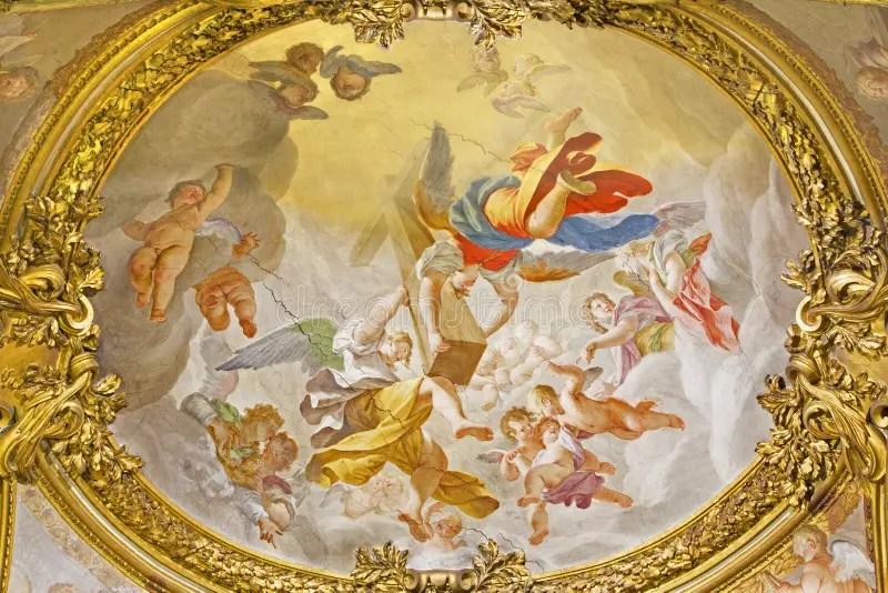 羅馬,意大利, 2016年:瑪麗亞教會大教堂二的圣塔Maria Del Popolo埃莉奧諾拉Boncompagni的紀念碑 庫存圖片 - 圖片 ...