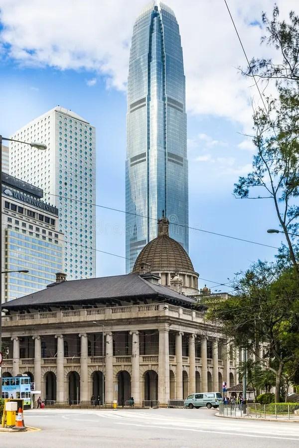 香港立法會大樓(老 編輯類庫存照片. 圖片 包括有 香港立法會大樓 - 36959758