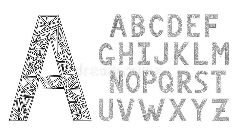 Abcs Stock Illustrations