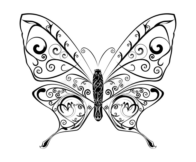Butterfly Vector Art Free Vector Cdr Download