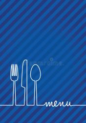 menu food background abstract monochrome decoration preview