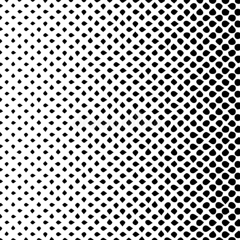 Monochrome Dotted Line Bold Font With Rounded Lower Case