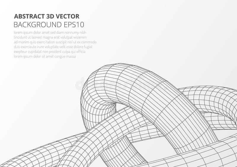 Abstract Toroidal Volumetric Figures. The Structure Of