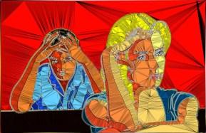 Unhappy Couple Stock Illustrations – 2,488 Unhappy Couple Stock Illustrations, Vectors & Clipart - Dreamstime