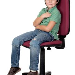 Baby Chair Sit Up Ikea Chairs For Kids Adorable Little Boy Sitting On Big Stock Image - Of Network, Boss: 11547709