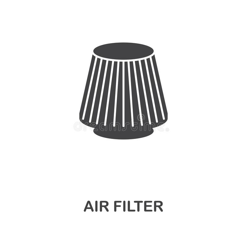 Car Oil Filters And Motor Oil Plastic Can, 3d Illustration