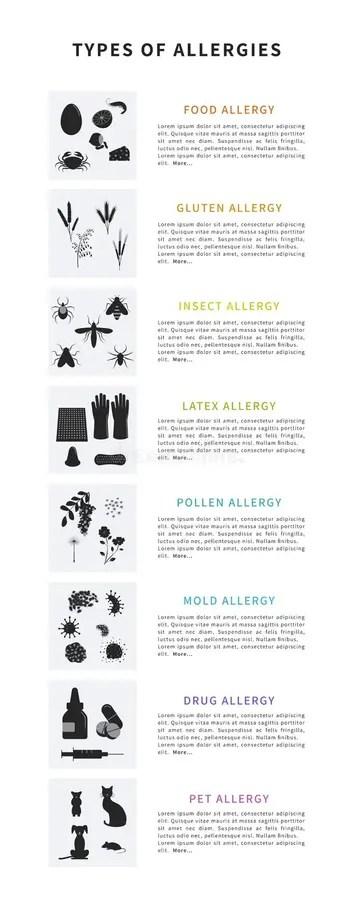 Food Information stock illustration. Illustration of