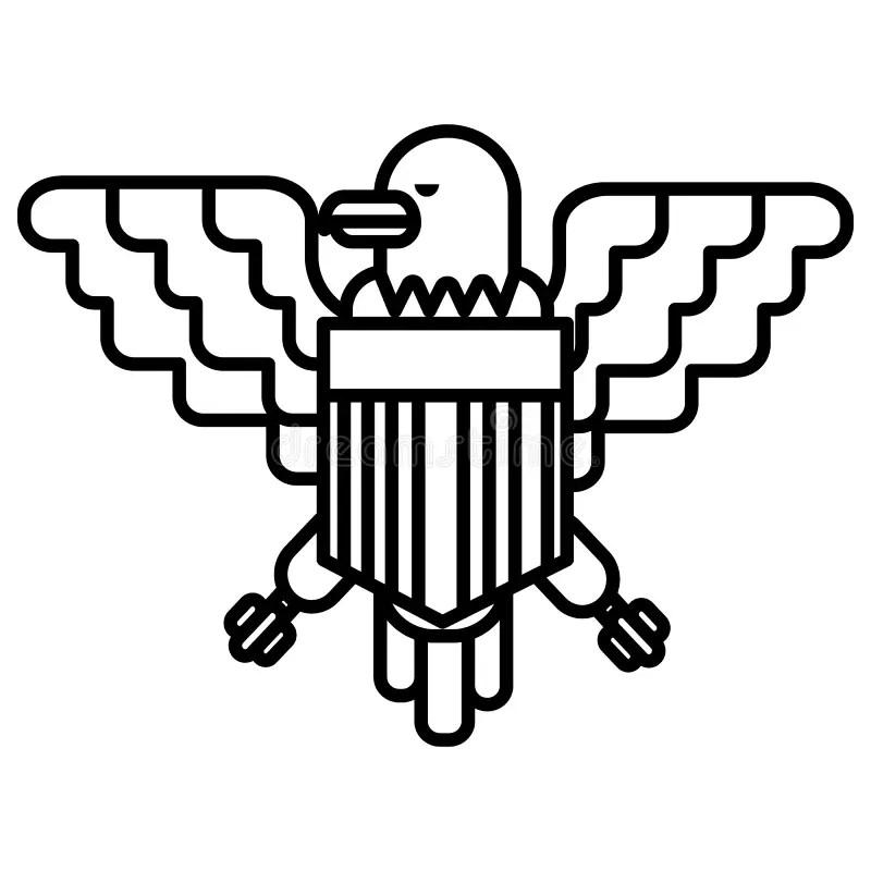 Eagle Vector Stock Illustrations