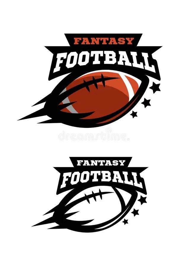 Fantasy Football Logo Stock Illustrations - 217... - Dreamstime