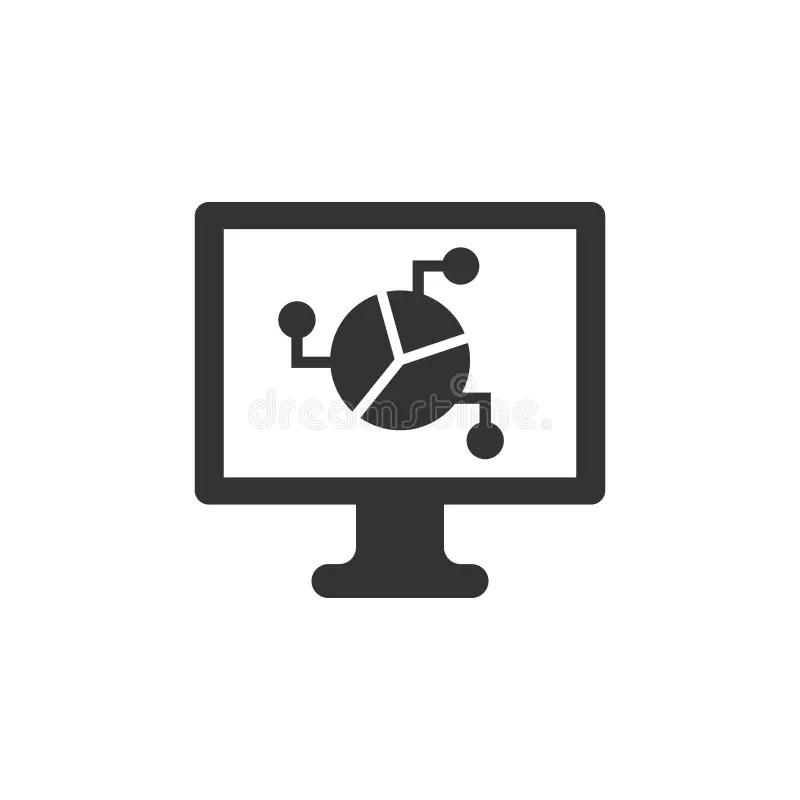 Electronic Diagram Background Stock Illustration
