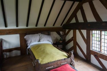 bedroom camera letto poor bed ancient medieval interior schlafzimmer slaapkamer oude sovrum antica cottage royalty altes wooden lifestyle forntida poveri