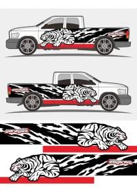 Design Truck Decals