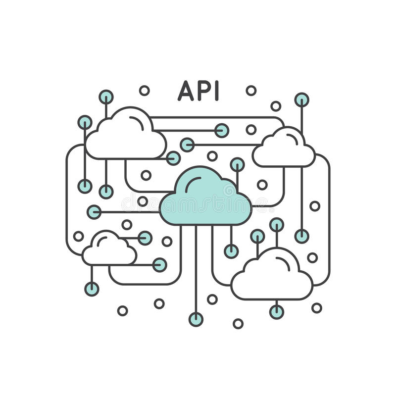 Application Programming Interface API Technology Stock