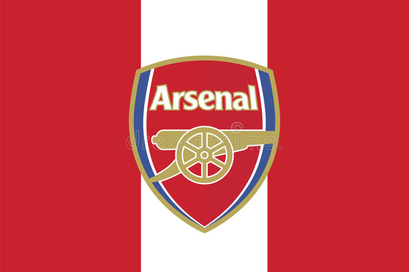 arsenal logo stock illustrations 2