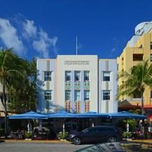Art Deco Style Bentley In Miami Beach Editorial