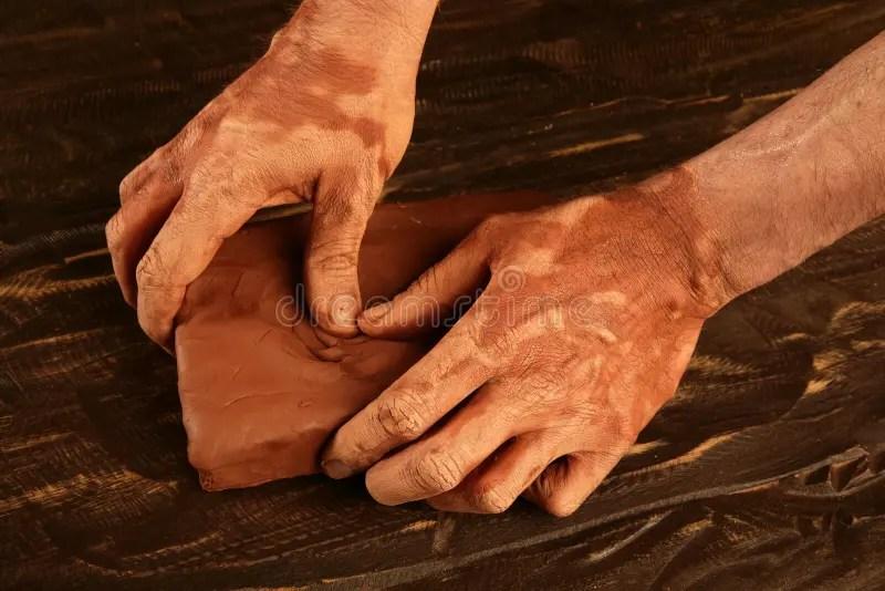 Mud Pot Making