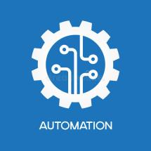 Automatic Process Icon Stock Vector. Illustration Of