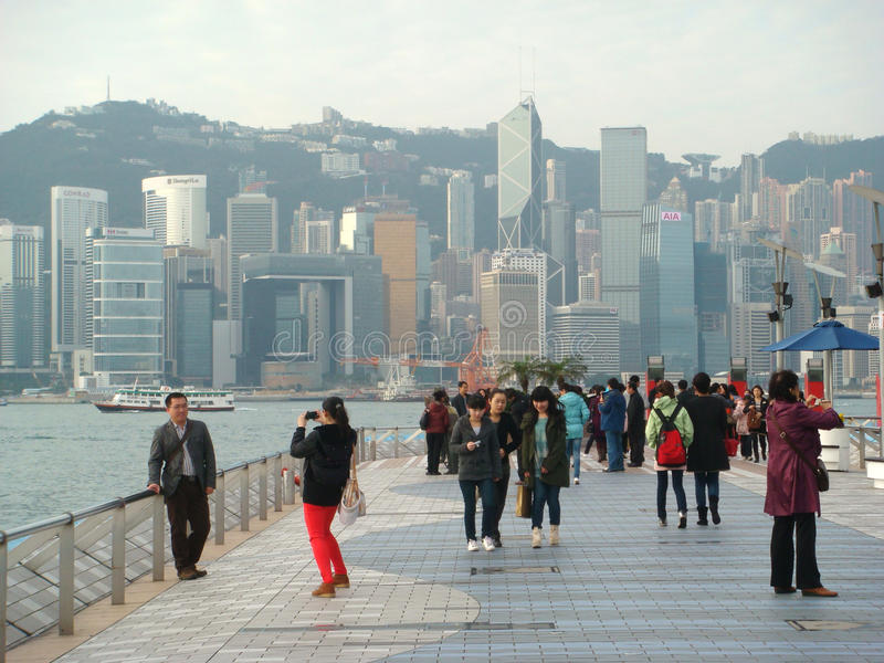 Avenue Of Stars In Hong Kong Editorial Image - Image of legendary. kowloon: 23595270