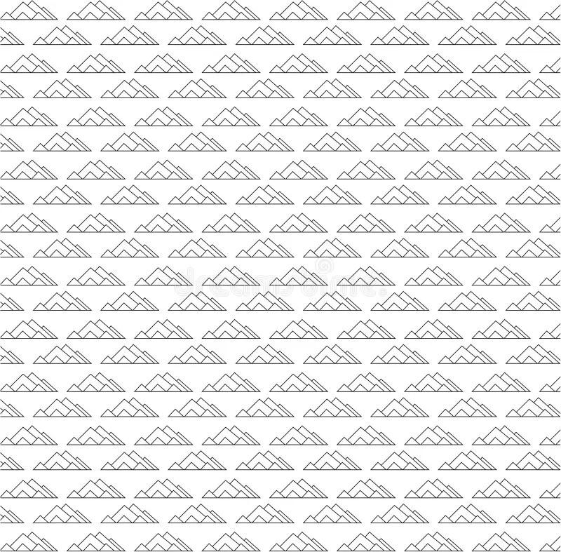 Pyramid stock illustration. Illustration of reflection