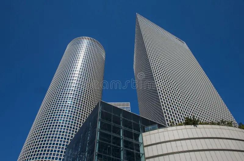 Azrieli Center Tel Aviv Editorial Photo Image Of Light