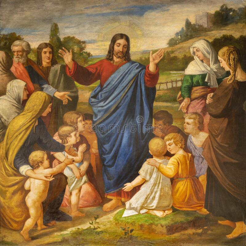 3 425 Jesus Children Photos Free Royalty Free Stock Photos From Dreamstime
