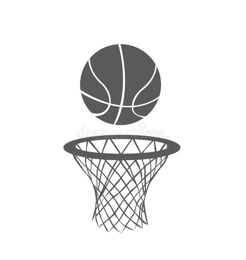 Basketball, vector stock vector. Illustration of single