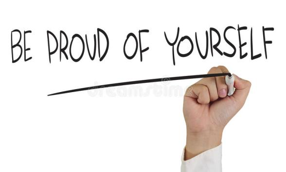 Image result for proud of yourself
