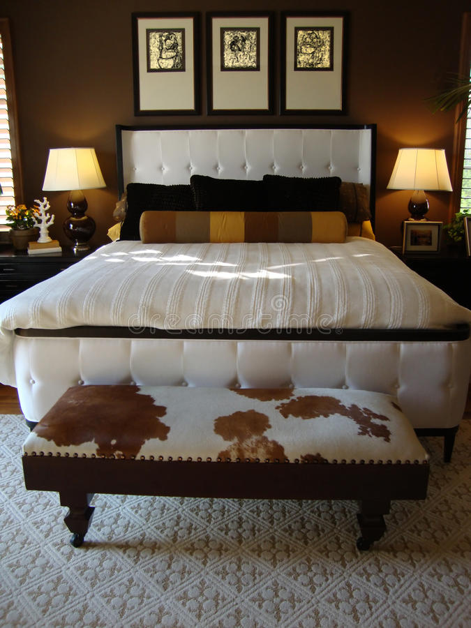 Beautiful Bed Room Royalty Free Stock Photos Image 11822278