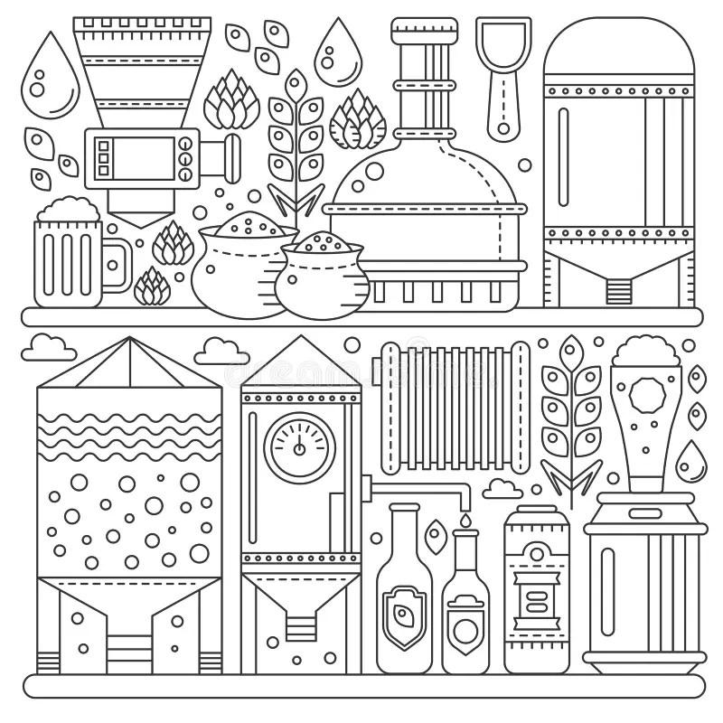 Beer background stock vector. Illustration of design