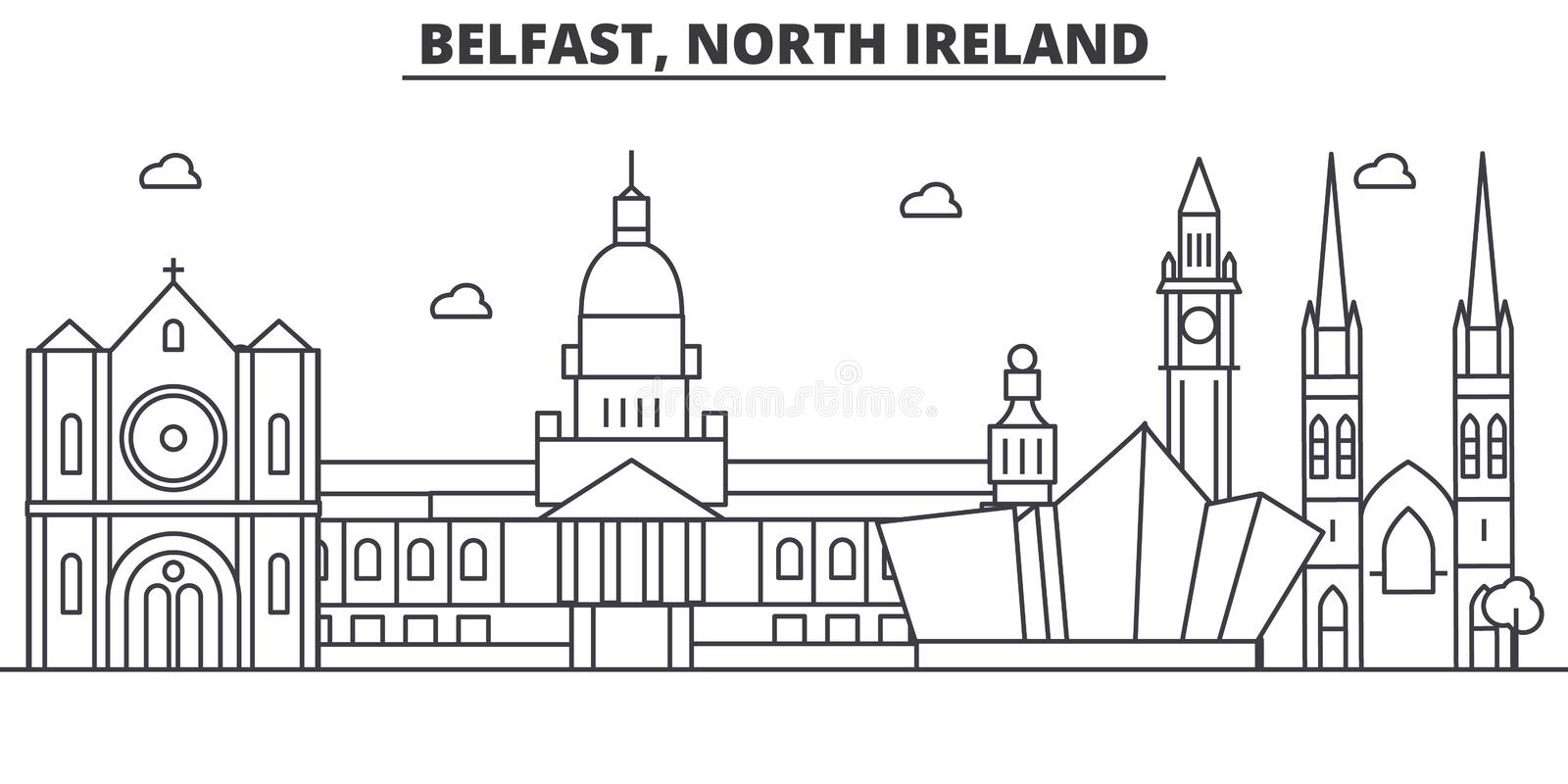 Ireland Stock Illustrations