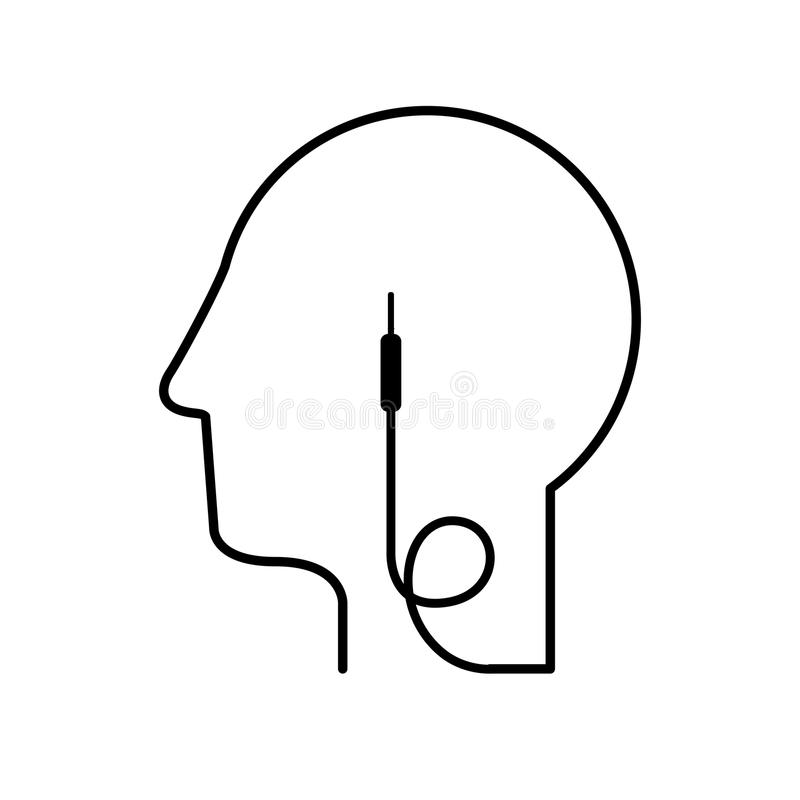 Black Connector Stock Illustrations