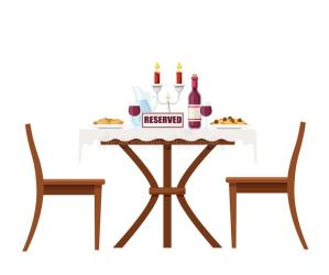 silhouette table chairs silhouet stoelen kitchen siluetta schattenbild restaurant sedie nourriture cafe two simple tabelle illustratie illustrazione keukenlijst met vector