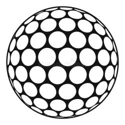 Golf Ball Black White Stock Illustrations 4 947 Golf Ball Black White Stock Illustrations Vectors & Clipart Dreamstime