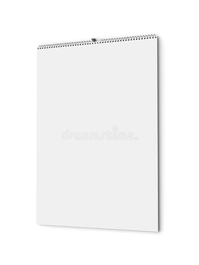 Big Wall Calendar for 2013 stock vector. Illustration of