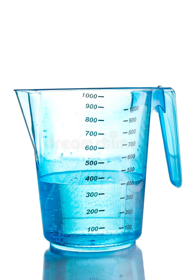 Cup Measuring Water 4 3