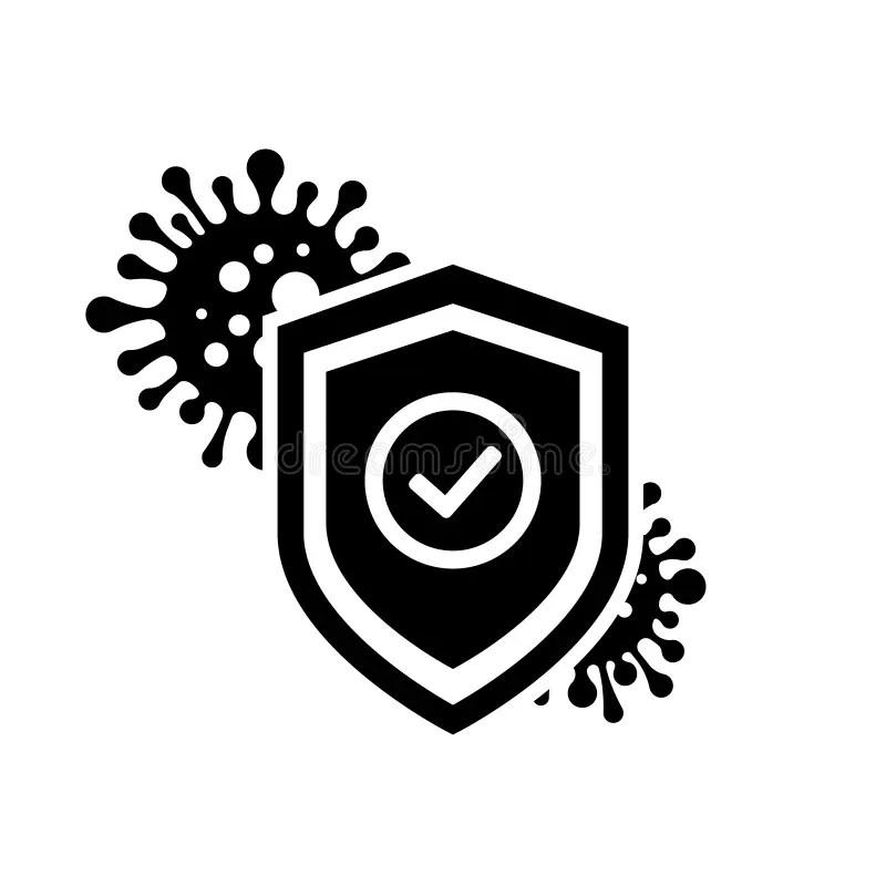 Bacteria Vector Icon. Microorganism Disease Causing