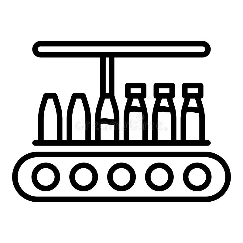 Manual Labor Icons Set, Cartoon Style Stock Vector