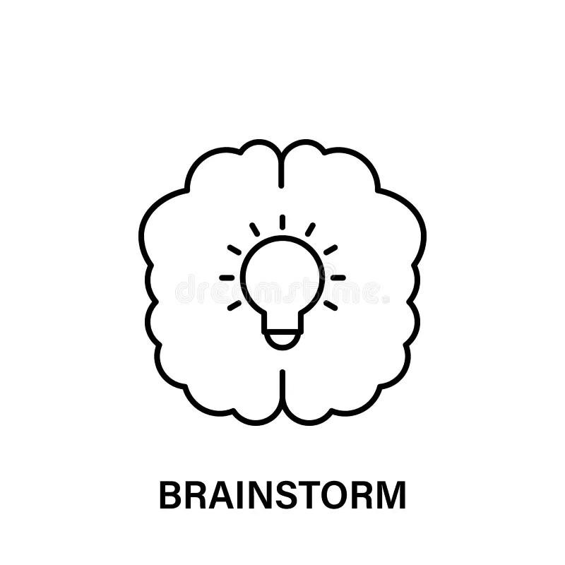 3d human think positive stock illustration. Illustration