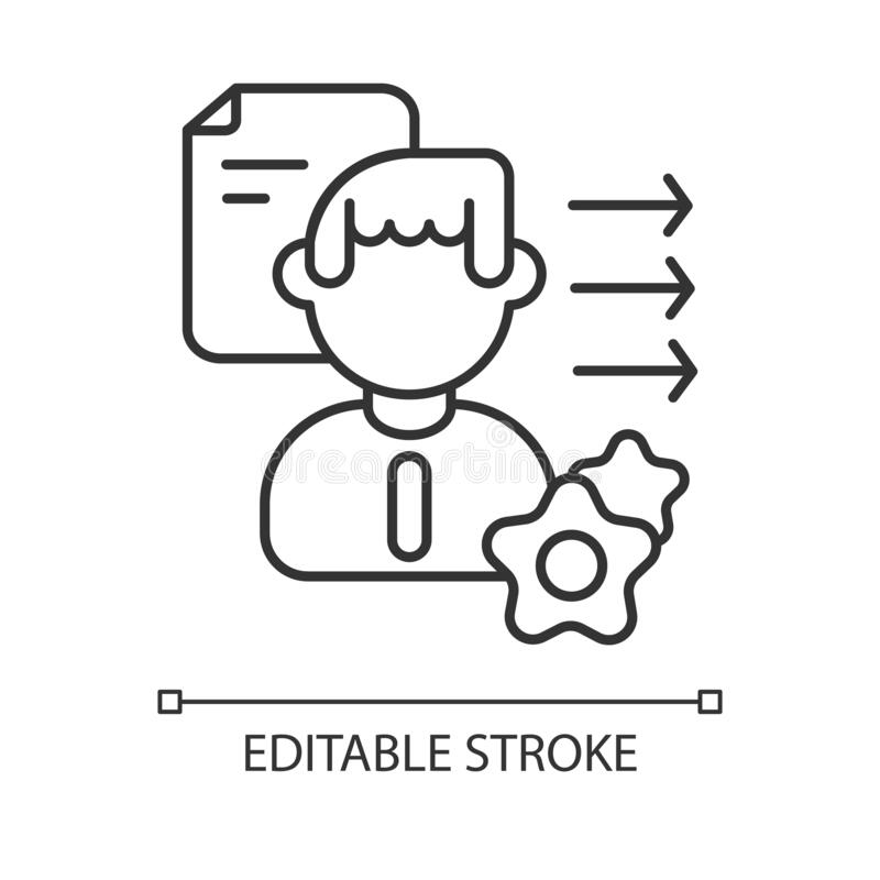 Personal Qualities Stock Illustrations
