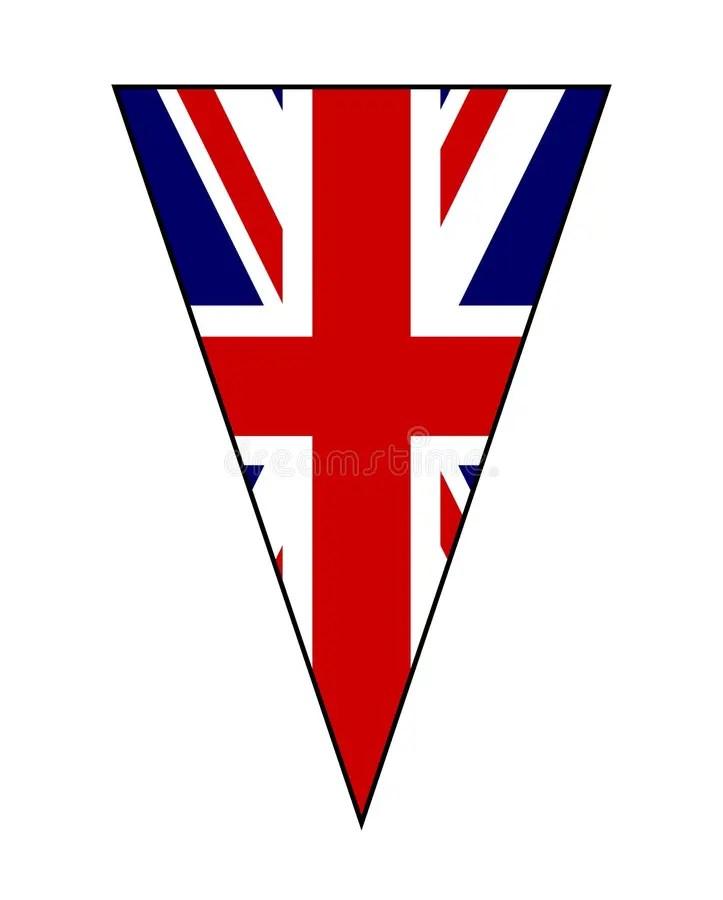 England Flag Vector : england, vector, British, Bunting, Stock, Illustrations, Illustrations,, Vectors, Clipart, Dreamstime