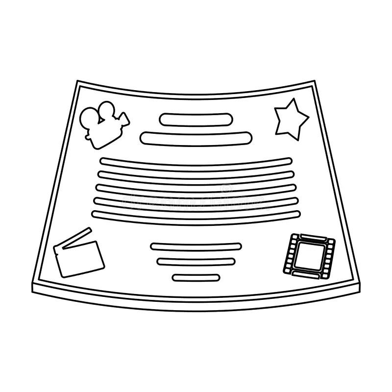 Bronze Certificate Template Stock Illustrations
