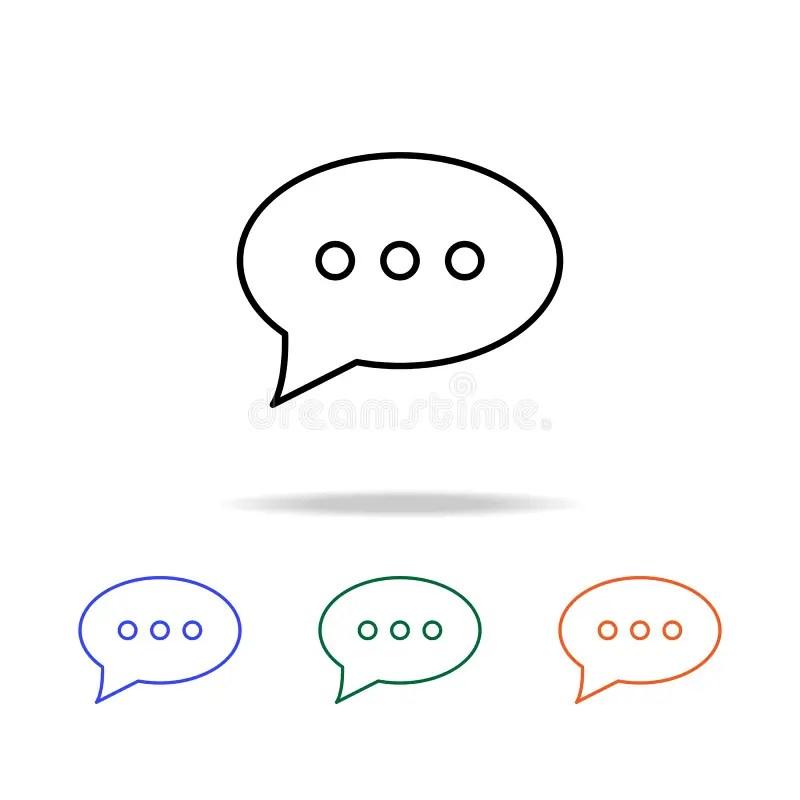 Short Message Service (SMS) Stock Illustration