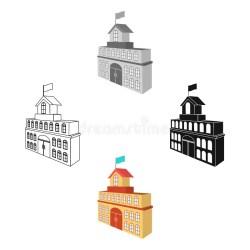 Town Hall Cartoon Stock Illustrations 544 Town Hall Cartoon Stock Illustrations Vectors & Clipart Dreamstime