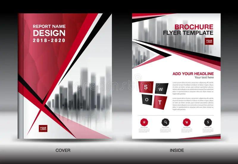 booklet brochure template