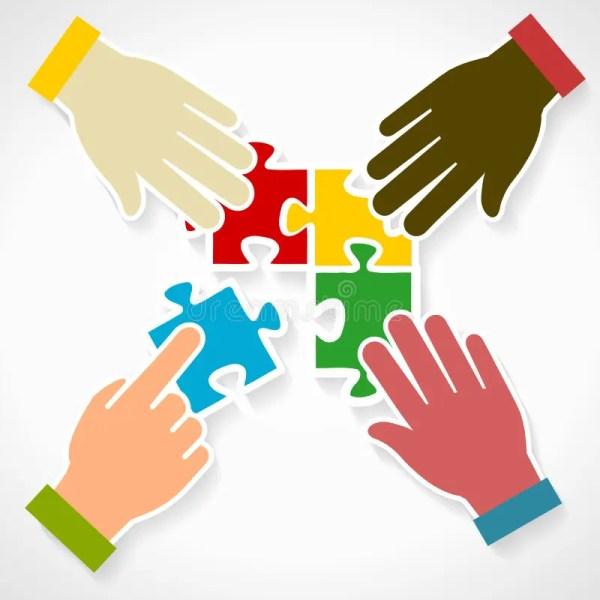 Business Diversity Stock Vector. Illustration Of Metaphor
