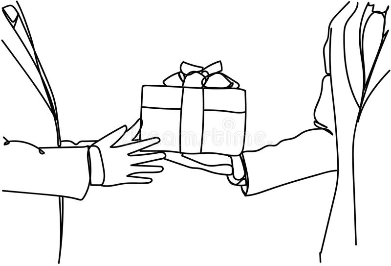 Giving Award Stock Illustrations